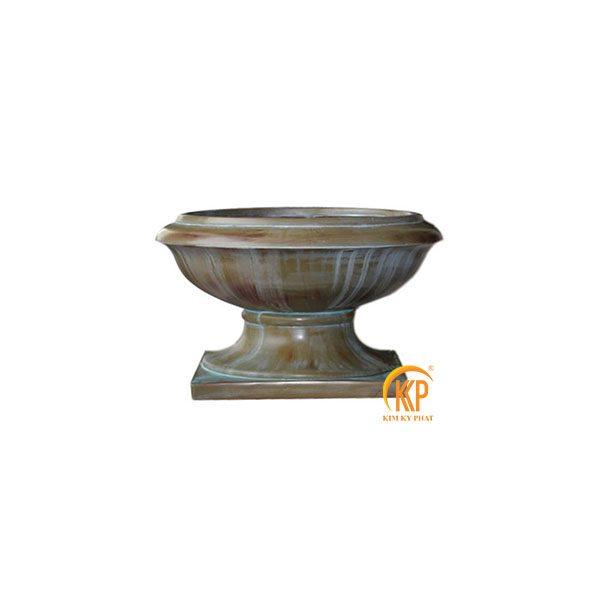 bình hoa composite 16029 để bàn