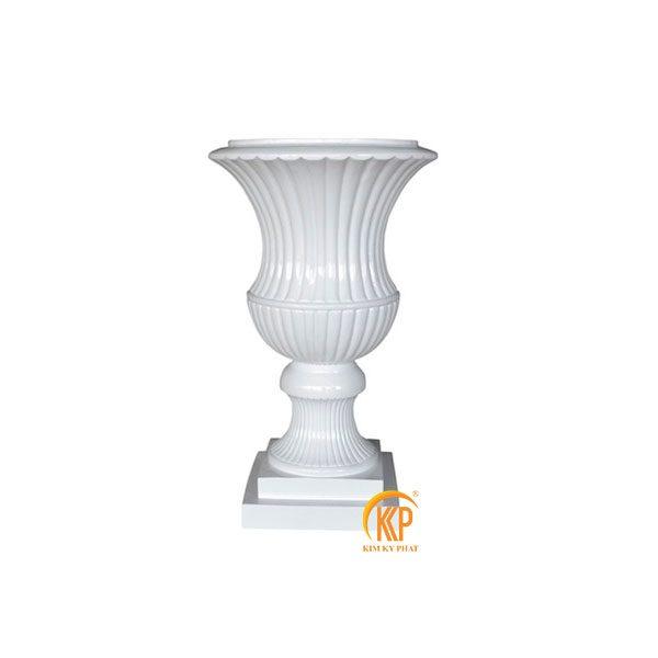 mẫu bình hoa composite 16039 dáng đẹp