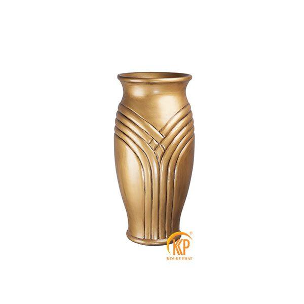 bình hoa composite 16064 cắm hoa