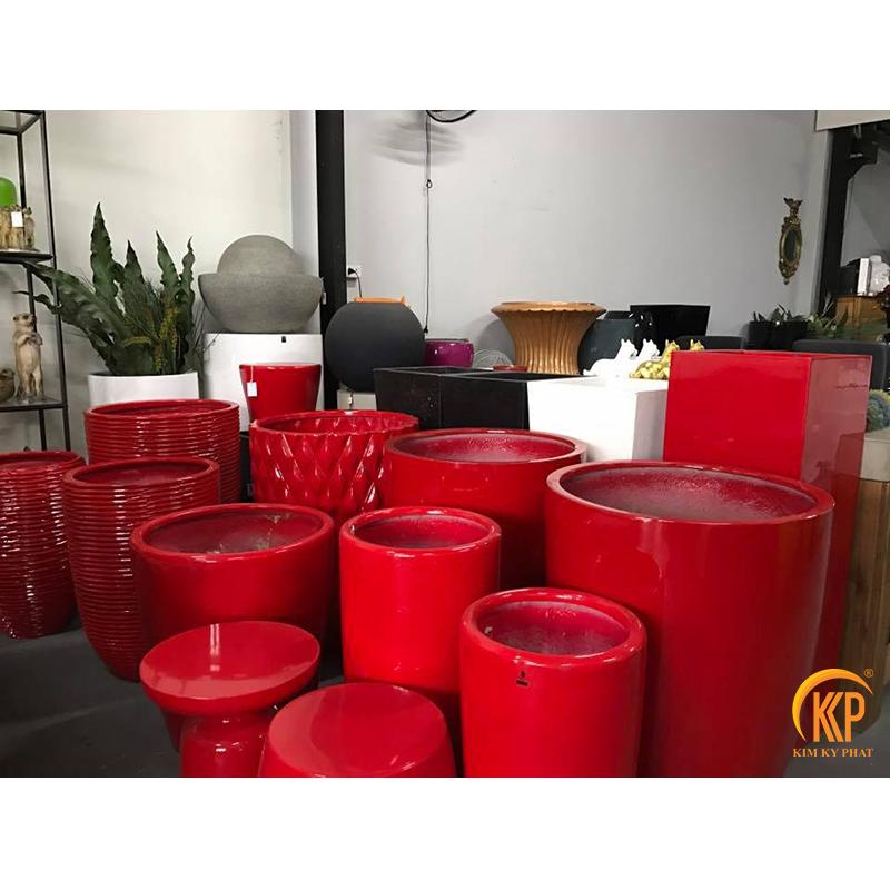 fiberglass pot composite materials