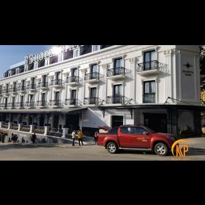 công ty bán chậu composite khách sạn