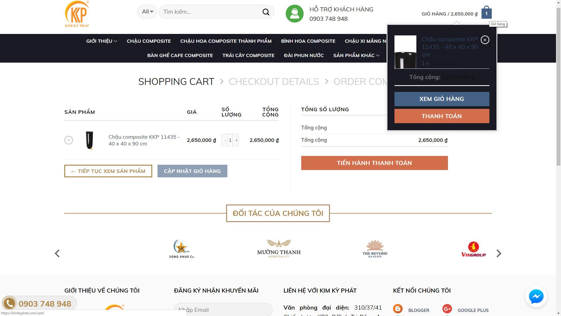 hướng dẫn mua hàng online kkp