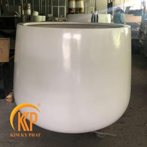 fiberglass pot 11454