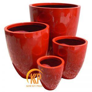 fiberglass pot 11032