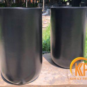 fiberlgass pot 11461-1