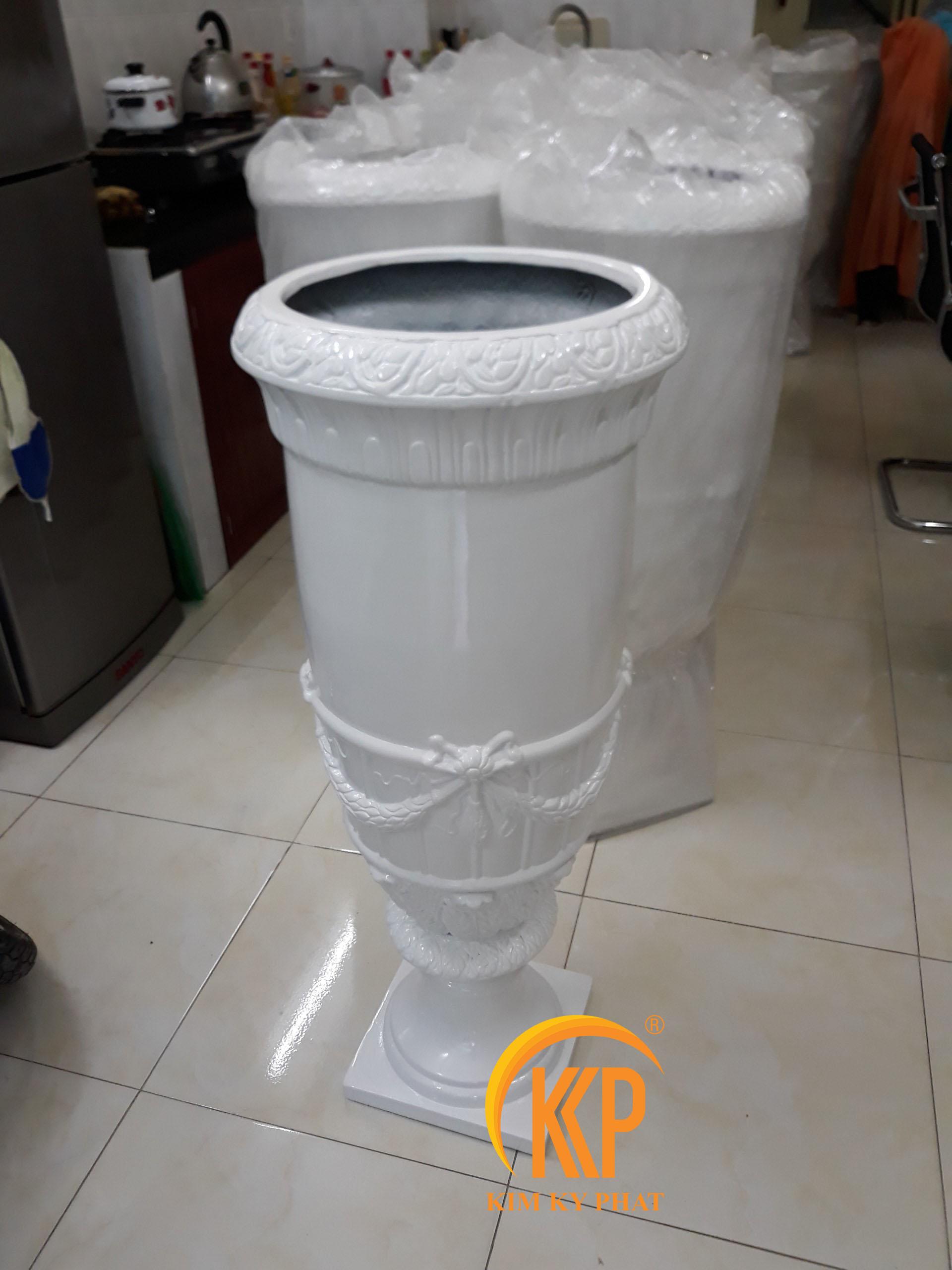 công ty sản xuất bình hoa composite kkp