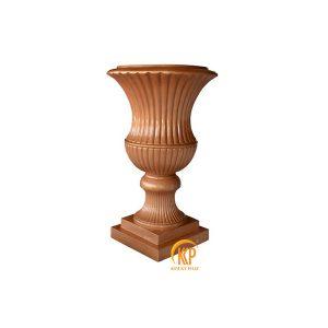 fiberglass vase 16039