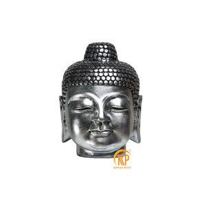 fiberglass buddha head statue 13014
